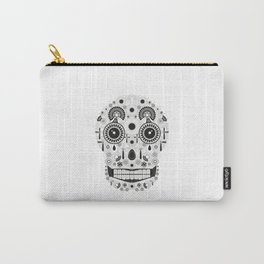 Calavera Mono Carry-All Pouch