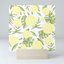 Lemon Drop Mini Art Print