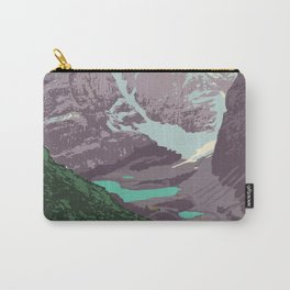 Yoho National Park Poster Carry-All Pouch