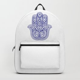 Hamsa Hand of the Goddess Backpack