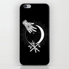 Waxing Crescent iPhone & iPod Skin