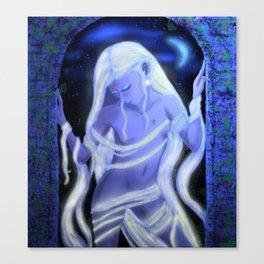 "Ayla ""Moonlight"" Canvas Print"