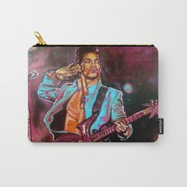 Purple Funk Carry-All Pouch