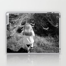 Pickin' Flowers In The Sun Laptop & iPad Skin
