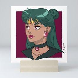 Sailor Pluto Mini Art Print