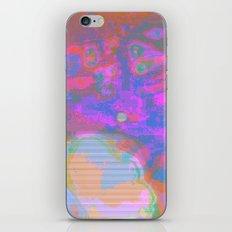 bday iPhone & iPod Skin