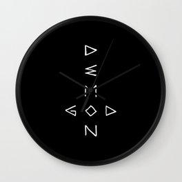 Demon God Wall Clock