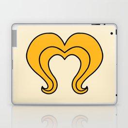 Hedwig Wig #2 Laptop & iPad Skin