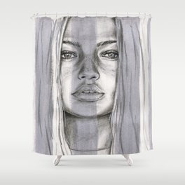 Gigi Shower Curtain