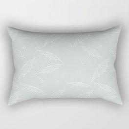 Sandy Beach Summer Bliss Rectangular Pillow