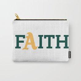 Oakland A's Faith Carry-All Pouch