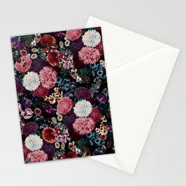 EXOTIC GARDEN - NIGHT VIII Stationery Cards