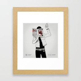 PRINT Nº042 Framed Art Print