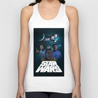 guardians of the galaxy Tank Tops featuring Guardians of the galaxy by MartiniWithATwist