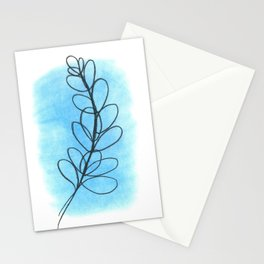 Plant I stole from my neighbor Stationery Cards