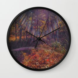 Pinelands Glimmer Wall Clock