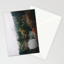 Gillette Lake Stationery Cards
