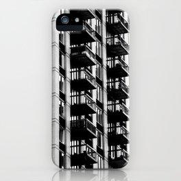 New York Balcony iPhone Case
