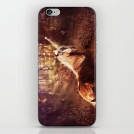 Unicorn, Part 1 The Ancients Series  iPhone Skin