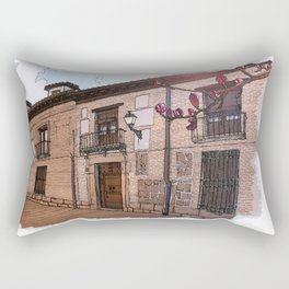 Sweet Home Alcalá Rectangular Pillow
