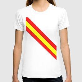 Flag of spain 7-spain,espana, spanish,plus ultra,espanol,Castellano,Madrid,Barcelona T-shirt