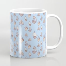 this is a homage to my poodle also an assignment for class<3 Coffee Mug