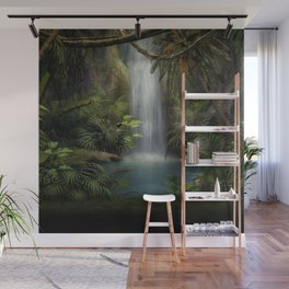 The Jungle Wall Mural