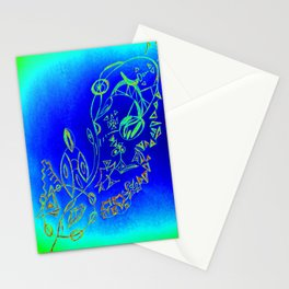 Life in the Ocean Stationery Cards