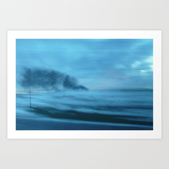 Winter Memories I Art Print