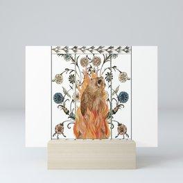 Midsommar Scorched Earth Mini Art Print