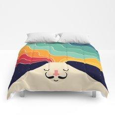 Keep Think Creative Comforters