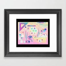 Artists' Aresenal Framed Art Print