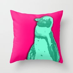 Off To Work We Go #1 Throw Pillow
