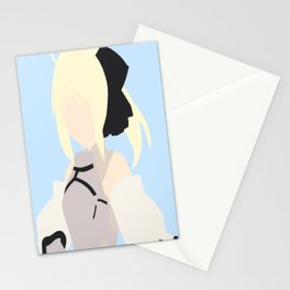 Artoria Pendragon - Saber Lily (Fate Grand Order) Stationery Cards