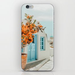 Greece Airbnb #photography #greece #travel iPhone Skin
