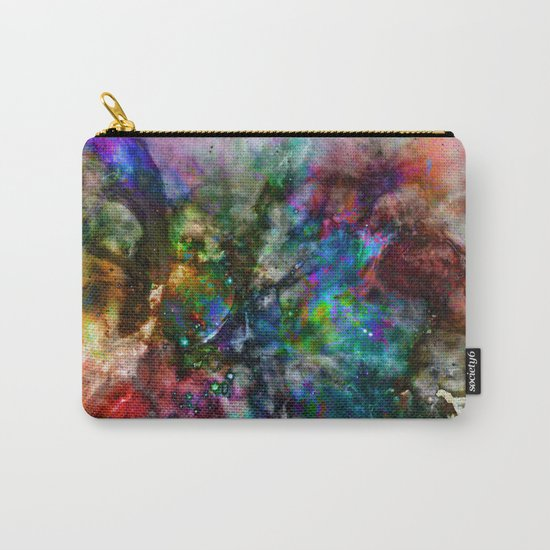 Everything is nothing 18 (therefore it was beautiful) Carry-All Pouch