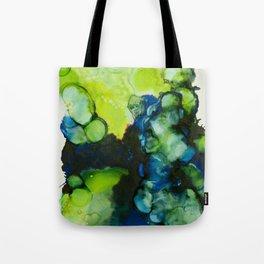 Indigo Limeade Tote Bag