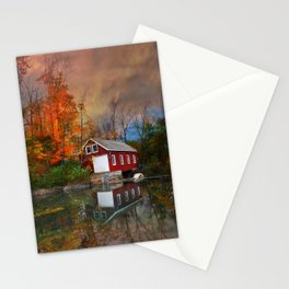 Morningstar Mill Stationery Cards