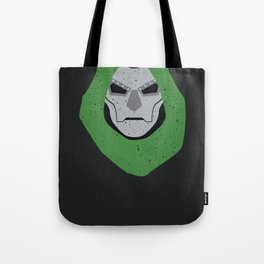 Dr. Doom - Foot Dive Tote Bag
