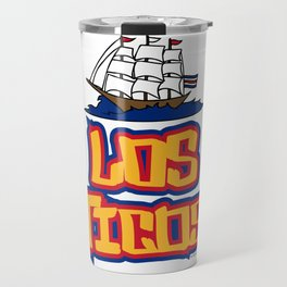 Costa Rica Los Ticos ~Group E~ Travel Mug