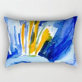 flower IX Rectangular Pillow