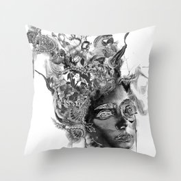 Styrian Throw Pillow