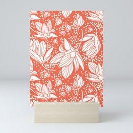 Magnolia Shower Mini Art Print