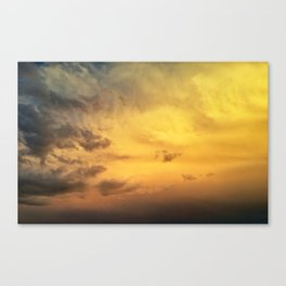 Where Angels Fly Canvas Print