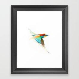 Ave 1 Framed Art Print