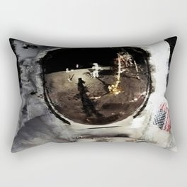 Last Contact Rectangular Pillow