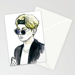 Fashionista Key. Stationery Cards