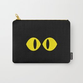 funny cat eye Carry-All Pouch