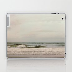 Cloudy Daydreaming by the Sea Laptop & iPad Skin