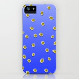 Scattered Daisies iPhone Case